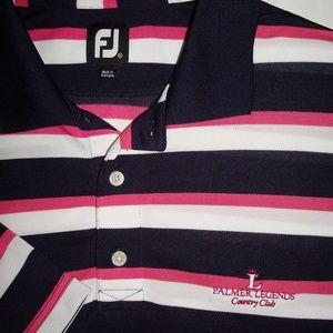 New! FOOTJOY PALMER LEGENDS C.C. Polo Shirt